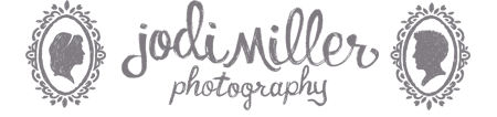 Jodi Miller Wedding Photographer logo