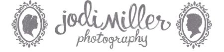 Jodi Miller Wedding Photographer logo